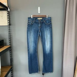 BKE Culture stretch boot jeans. Size 29x31 1/2